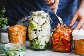 Try Fermented Vegetables To Boost Beneficial Gut Bacteria
