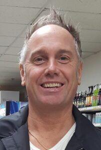 George Goldsmith, Directeur des ventes de l'Ouest canadien